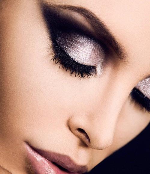 Tendencias de maquillaje de ojos