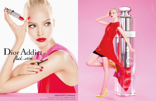 Dior Addict con Sasha Luss