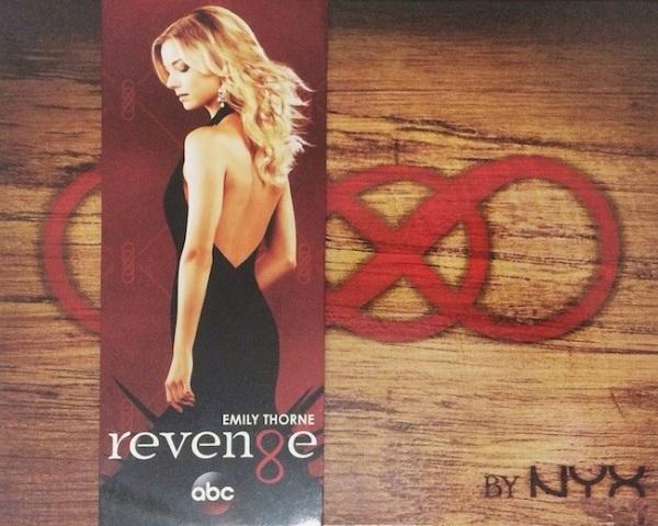 Maquillaje inspirado en la serie Revenge