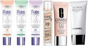 Diferencias entre una BB cream y una CC cream