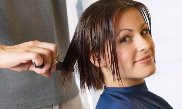 Cuando puedes cortarte el pelo