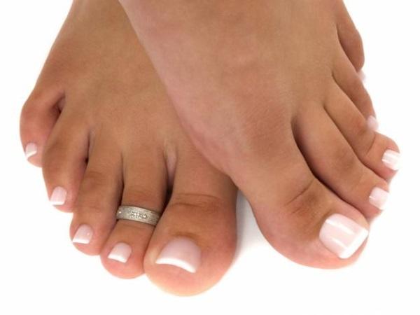 Cuidado de las uñas de los pies