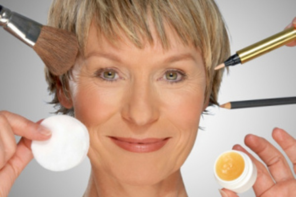 Maquillaje antiaging para pieles maduras