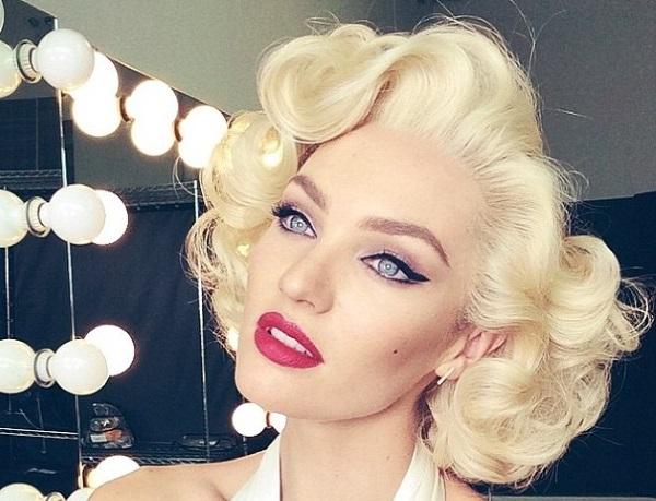 Marilyn Monroe, nueva embajadora de Max Factor