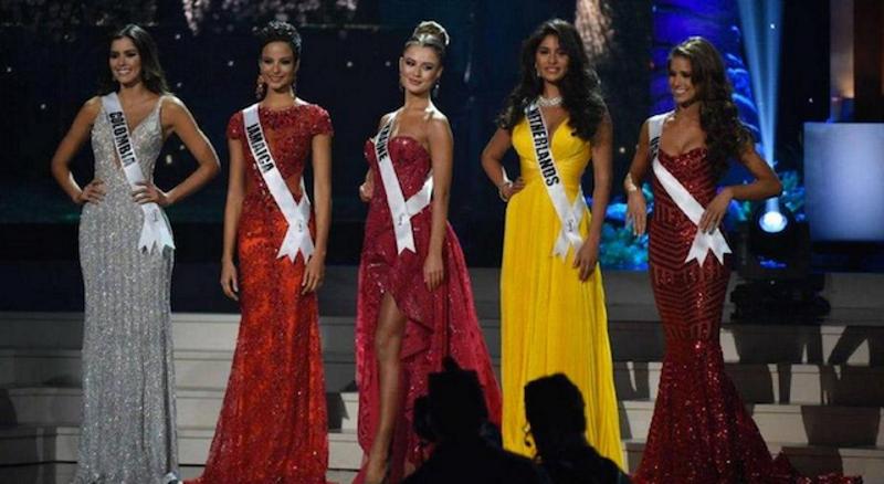 Miss Universo 2105, la ganadora: Paulina Vega