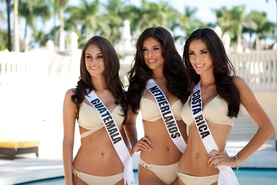 Yamamay for Miss Universe 2015, nueva colección