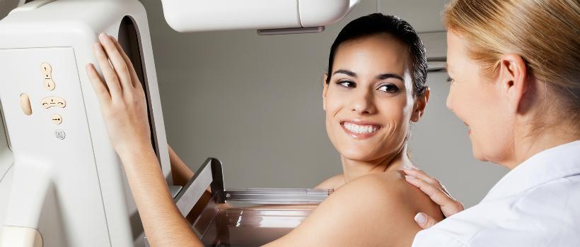 Mamografía, prevenir el cáncer de mama