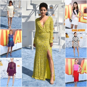Famosas en los MTV Movie Awards