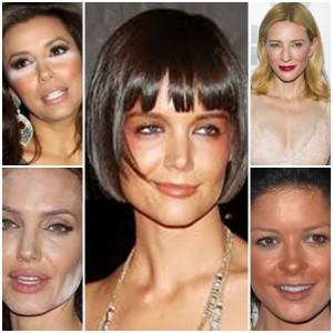 famosas con errores de maquillaje