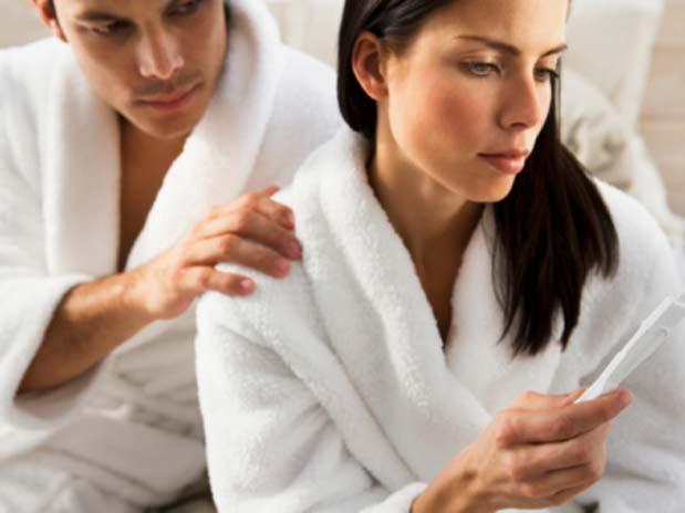 Embarazo y estrés, cuidado con los nervios