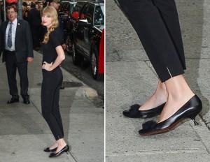 Taylor Swift con Kitten Heel