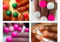 Diseños de bubble nails