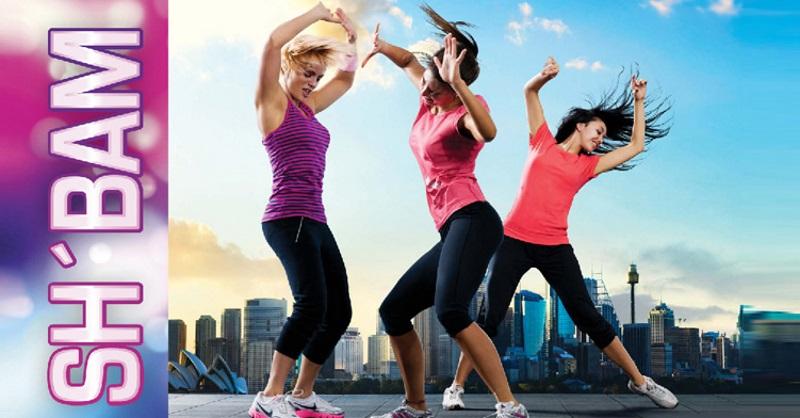 SH'BAM, el nuevo deporte que combina 'fitness' y baile