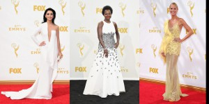 Premios Emmy 2015, los looks de las famosas