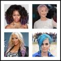 Famosas que han apostado por teñirse el pelo de color pastel