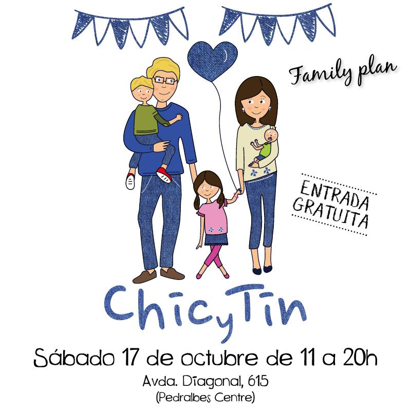 Evento Chic y tin en Barcelona