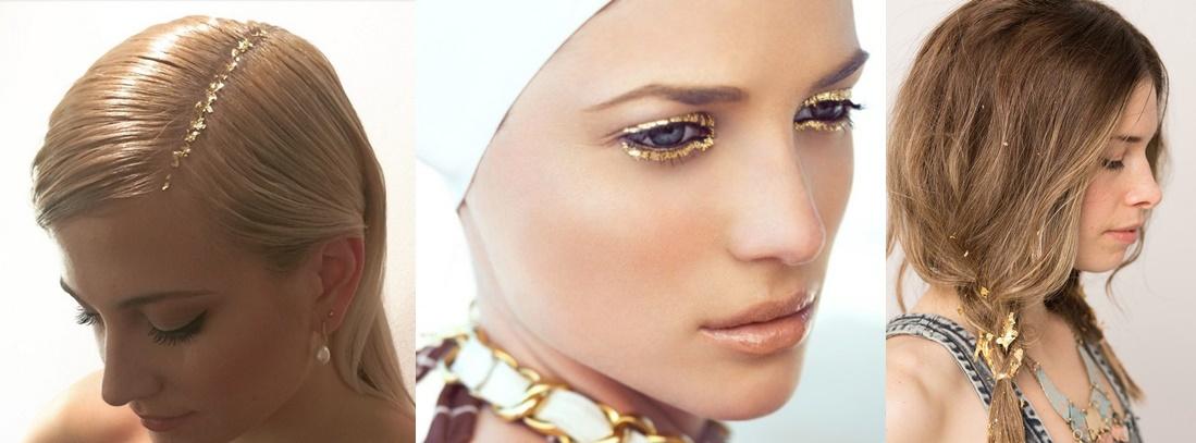Pan de oro, la última tendencia en belleza