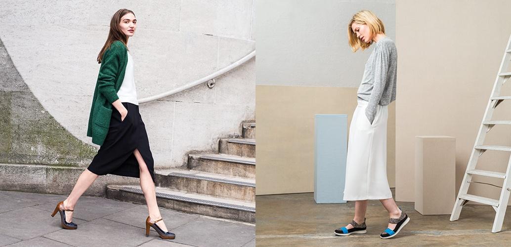 Zapatos de mujer, tendencias