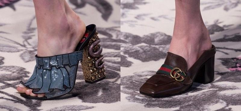 Mules, el calzado rey de Primavera-Verano