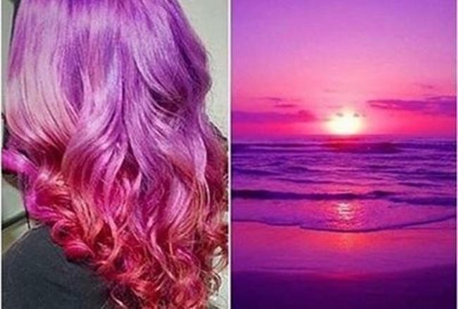 Sunset Hair, otra tendencia de coloración para el Verano 2016