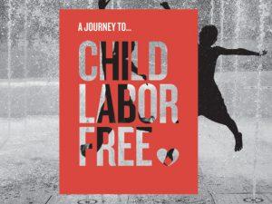 Etiqueta libre de esclavitud infantil