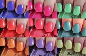 China Glaze, nueva colección de esmaltes de uñas