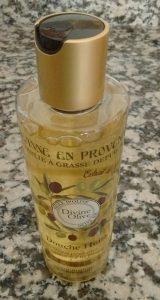 Aceite de ducha Divine Olive de Jeanne en Provence