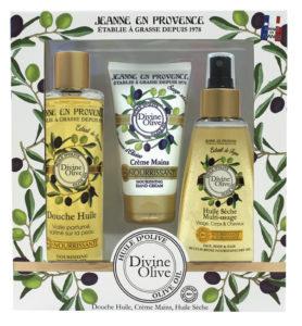estuche divine oil de Jeanne en Provence