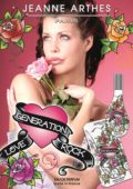 Love Generation de Jeanne Arthes, la fragancia del Verano