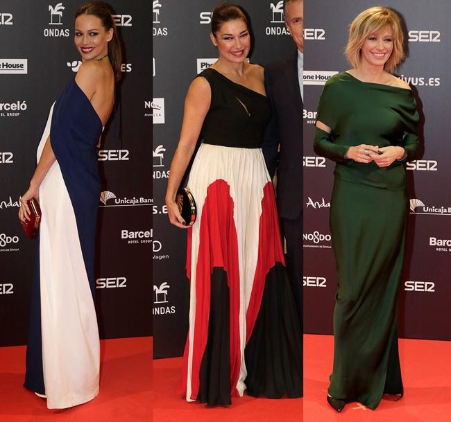 Premios Ondas, las famosas mejor y peor vestidas