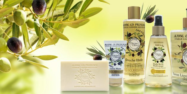 Jeanne En Provence amplia su gama Divine Olive