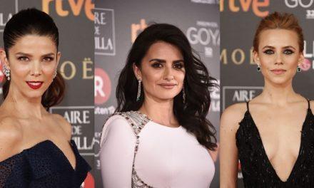 Premios Goya 2018, claves de belleza